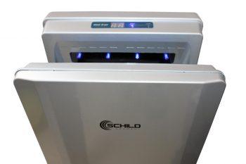 7020S Schild automatyczna suszarka do rąk model PROFESJONALNA kieszeniowa