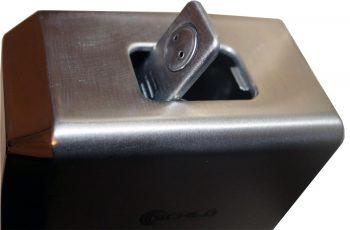 SCHILD 2001b dozownik mydła w płynie 1000ml duży stal