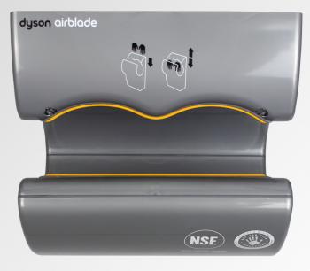 dyson kieszeniowa suszarka do rąk dyson ab03 ab 03 air blade airblade