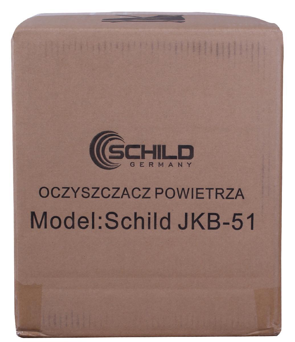 Oczyszczacz powietrza Schild JKB-51 22m2 180m3/h 25W 55db