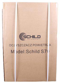 Oczyszczacz powietrza Schild S70 85m2 580m3/h 65W 68db
