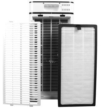 Filtr podwójny do oczyszczacza powietrza Schild F25001A