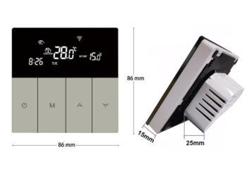 Gazowy Schild BPW-15WIFI regulator temperatury, czujnik, sterownik, termostat