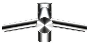 Dyson AB09 TAP WD04 short Airblade SUSZARKA DO RĄK + KRAN 2w1 wash+dry nablatowa krótka- NOWA- ZAPAKOWANA ORYGINALNIE PRZEZ PRODUCENTA